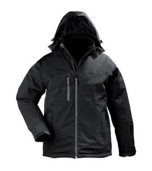 Coverguard Yang Winter fekete férfi téli softshell kabát 958531eb43