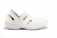 Fehér, higiéniás cipők