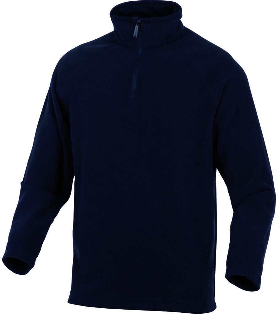 ALMA alsoruhazati pulover fekete
