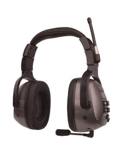 Elektronikus hallásvédő fültok