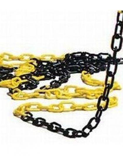 műanyag-lánc-fekete-sárga