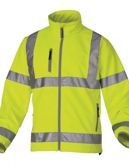 Láthatósági vízálló-lélegző kabátok