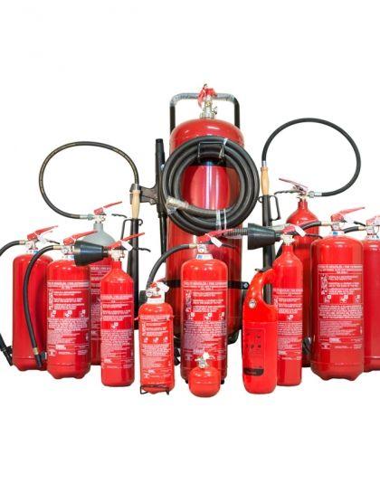 Tűzoltó eszközök