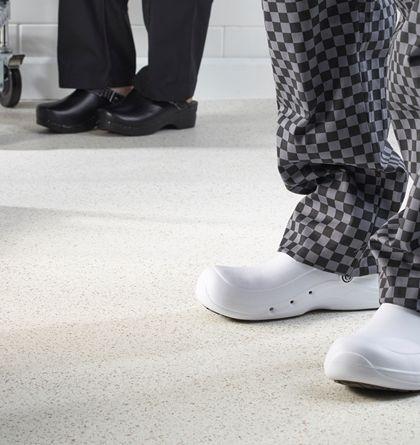 Szakács és higiéniás papucs és cipő