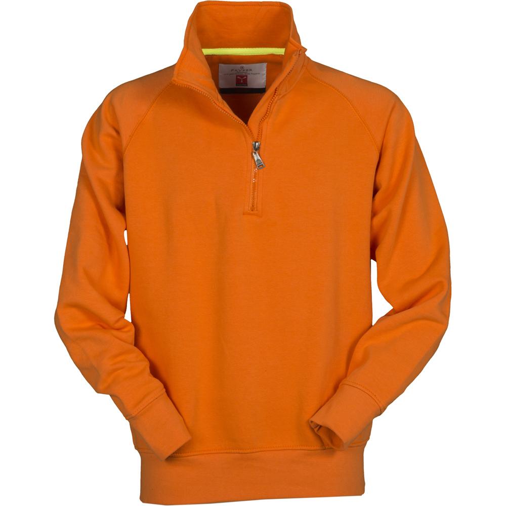 Payper noi felzipzaros pulover Miami narancs