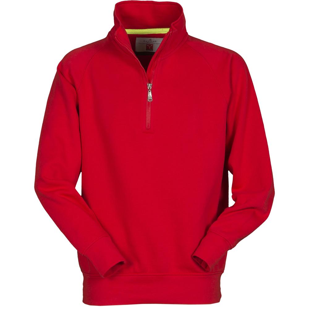 Payper noi felzipzaros pulover Miami piros