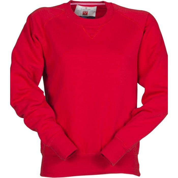 Payper noi pulover Mistral Lady piros