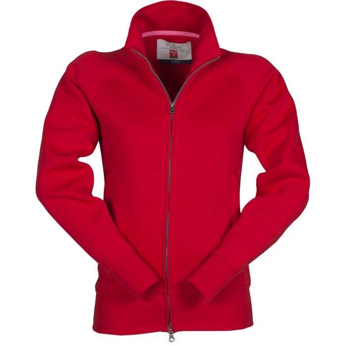 Payper noi zipzaros pulover Panama Lady piros
