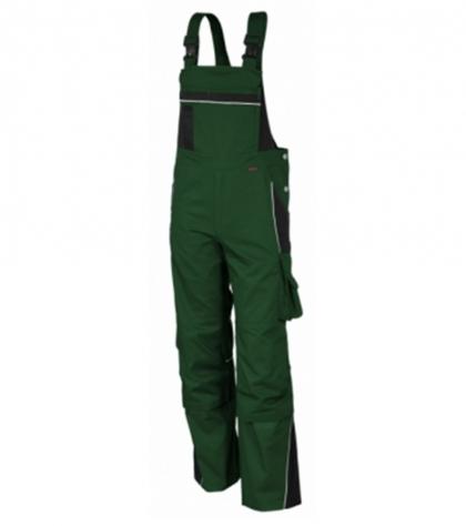 QUALITEX Pro Mg Kertésznadrág zöld-fekete