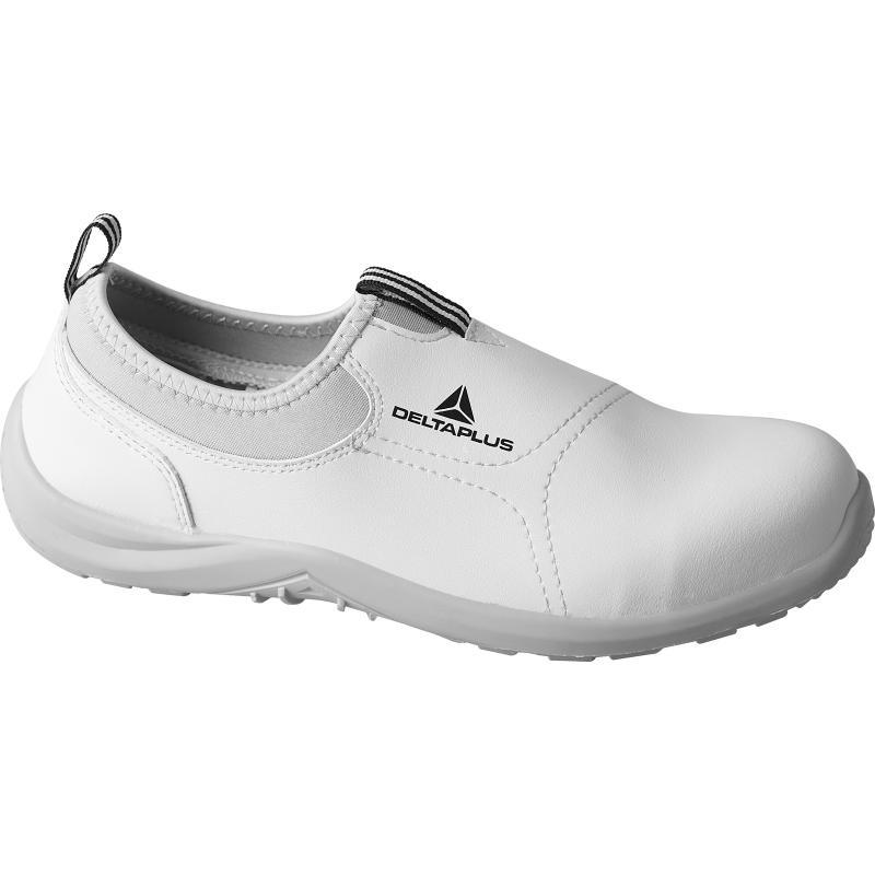 bcb5499eb78 Delta Plus Miami fehér munkavédelmi cipő S2 | Védőfelszerelések.hu