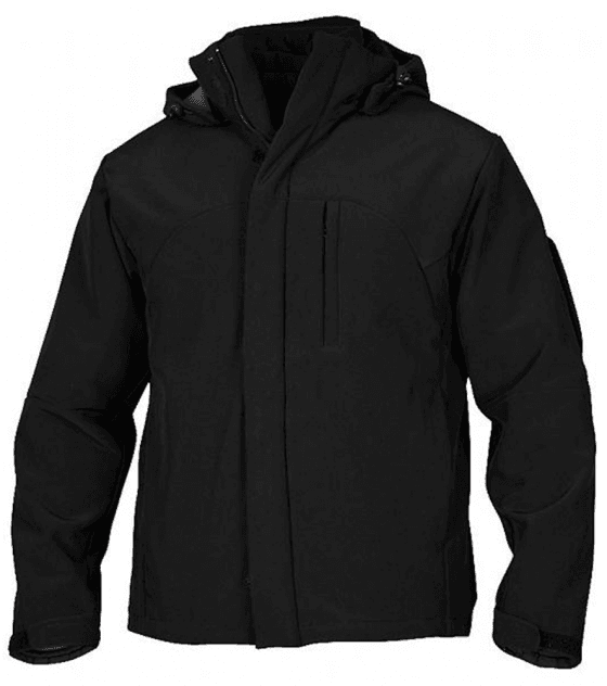 Top Swede ferfi softshell dzseki 3 reteg