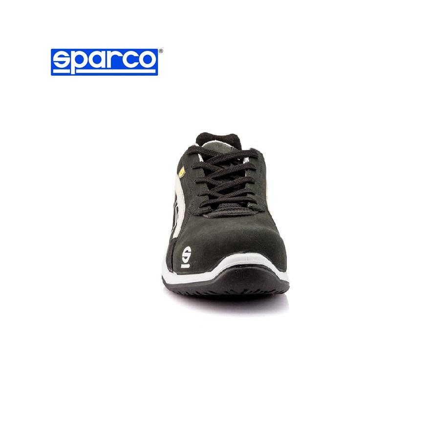 3f327d8fe795 Sparco Sport Evo munkavédelmi cipő S3 ESD (fekete szürke ...