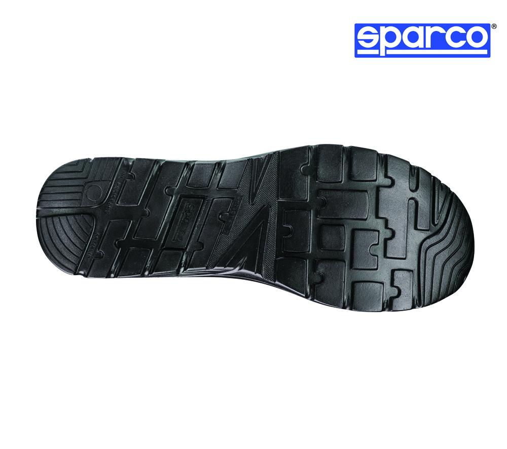 62ce8e1600d7 Sparco Practice munkavédelmi cipő S1P (fekete) | Védőfelszerelések.hu