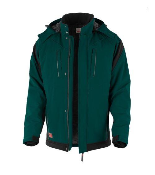 Qualitex Pro Mg téli softshell kabát_201011-