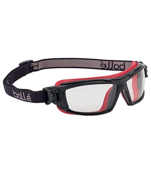 Bollé ULTIM8 biztonsági víztiszta védőszemüveg f7aaa82fb4